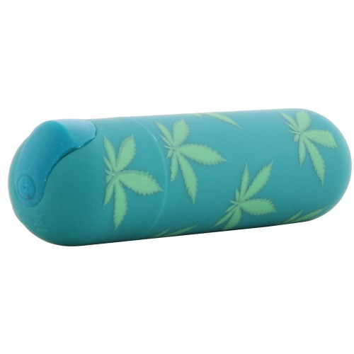 Maia Jessi 420 Rechargeable Bullet - Emerald