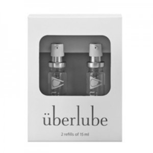 Uberlube Good To Go Silicone Lubricant Refills - also available sex toys and adult products with cheap lubes