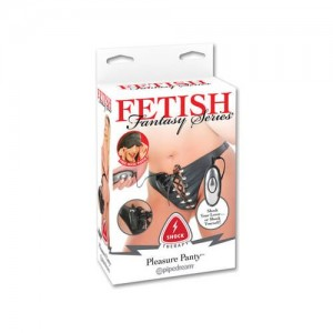 Fetish Fantasy Series Shock Therapy Pleasure Panty - also available is nipple shock and electro gels.