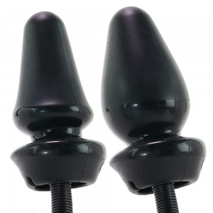 Anal Fantasy Inflatable Silicone Butt Plug