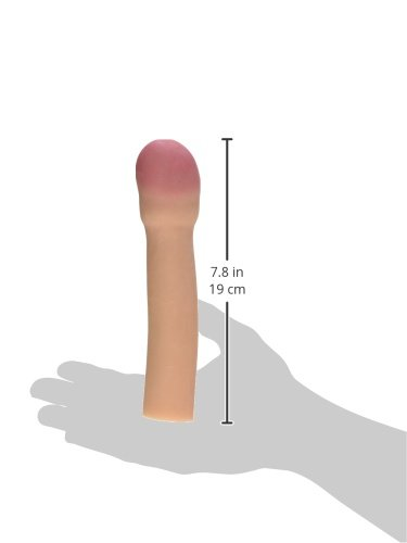 Flesh 2 Xtra Thick CyberSkin Transformer Penis Extension