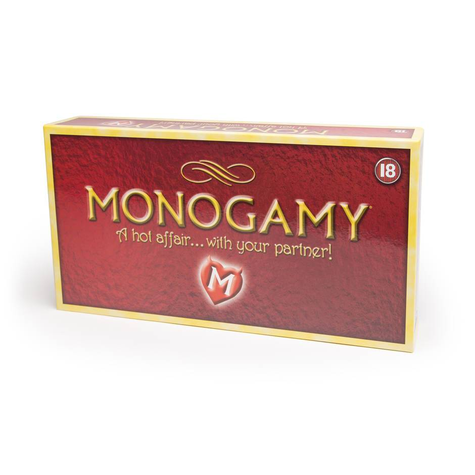 Monogramy The Board Game