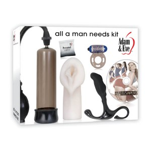 Adam & Eve All A Man Needs Kit