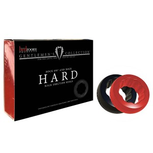 Bedroom Products Hard - Cock Rings x 2