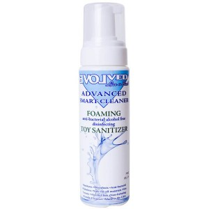 Evolved Foaming Toy Sanitiser - 237 ml