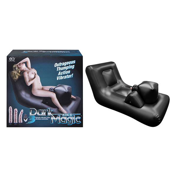 Dark Magic Inflatable Bed