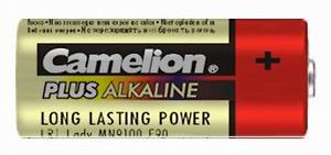 1.5V Camelion Alkaline Plus Alkaline LR1 N Battery 2 Pack