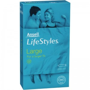 Ansell LifeStyles Assorted 24 Pack - see also a wide selection of vibrators and dildo adult toys to choose from.