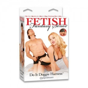 Do it Doggie Style Harness