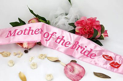 Hens Party Sash Flashing Mother of the Bride