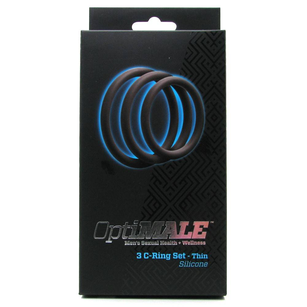 Optimale Thin 3 C-Ring Set