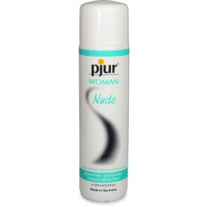 Pjur Woman Nude Water Based Lubricant 100ml - also available in store and online is clitoral stimulants for ladies and erection sprays for guys.