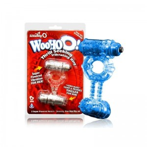 The Screaming O WooHoO! Thrill Seeking Vibrating Ring