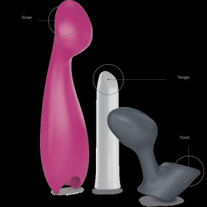 we vibe tango pleasure mate collection - see also recahrgeable butt plugs and rabbit vibrators - adult toys obn sale now.