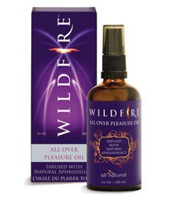 Wildfire All Over Pleasure Oil