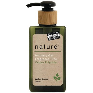 Four Seasons Nature 200ml Water Based Lubricant