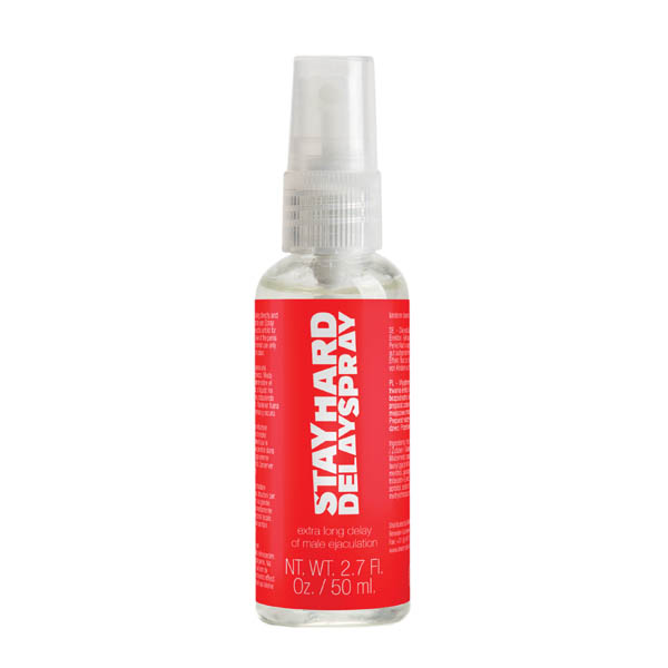 Pharmquests Stay Hard Male Delay Spray - 50 ml Bottle