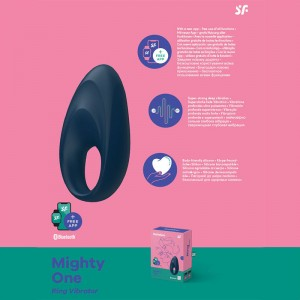 Satisfyer Mighty One Ring App Control