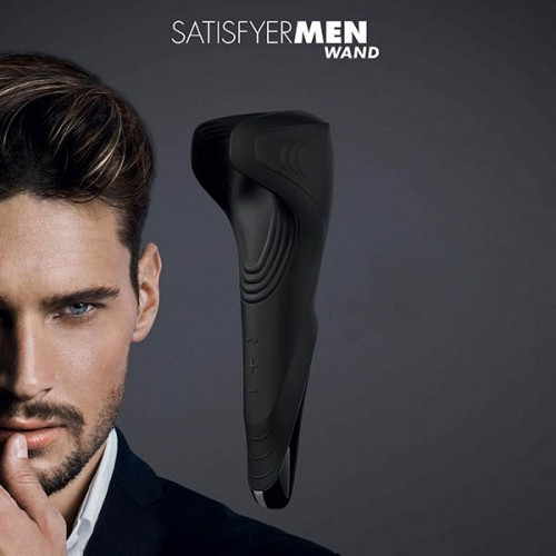 Satisfyer Men Vibrating Masturbator Wand