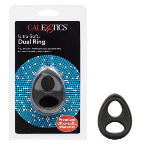 Ultra-Soft Dual Ring - Black