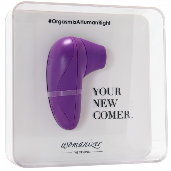 Womanizer Starlet Clitoral Stimulator Purple